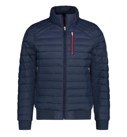 Padded Jacket Navy