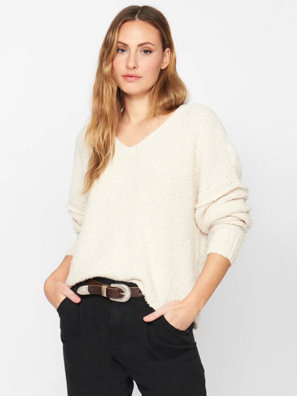 V-Neck Ultra Cozy Sweater