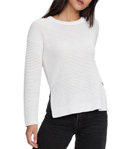 Paige Scoop Neck Pullover by Michael Stars