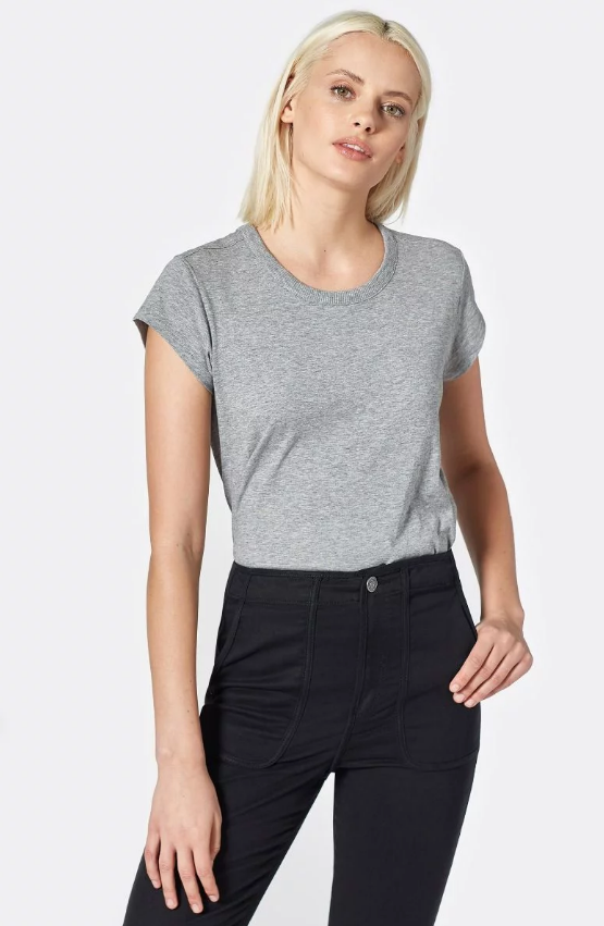 Delzia Cotton T-Shirt by Joie
