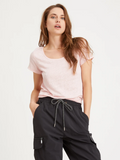 Sunny Scoop Neck Tee by Sundry