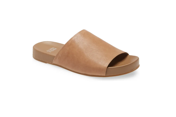 Mask Slide Sandal by Eileen Fisher
