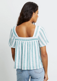 Savon Ivy Stripe by Rails