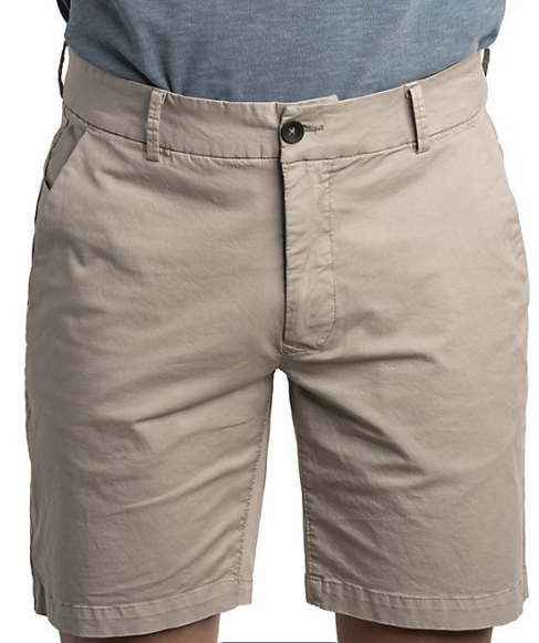 Baxter Pigment Stretch Twill Short by Jeremiah