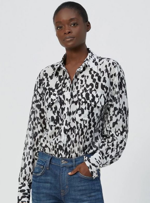 Melanni Shirt by Equipment