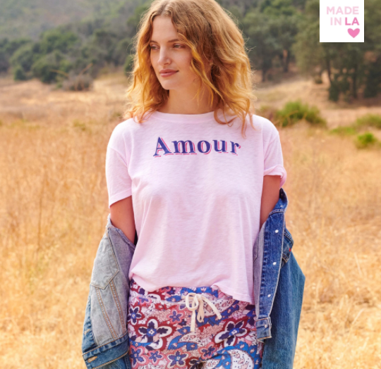 Amour Tee by Sundry