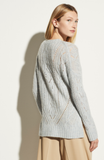 Textured Cable Tunic by Vince