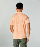 Linen Heather Polo