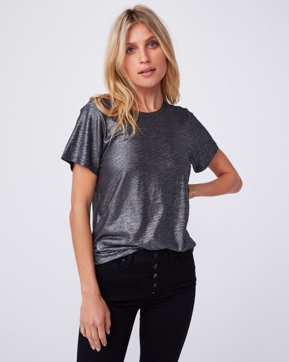 Ellison Metallic Tee