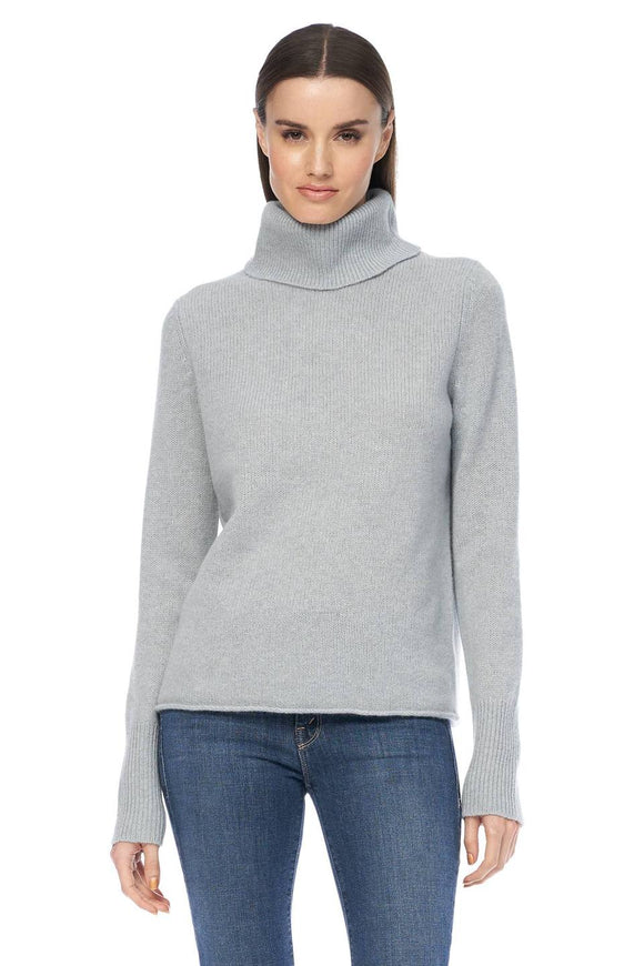 Poppi Relaxed Silhouette Turtleneck