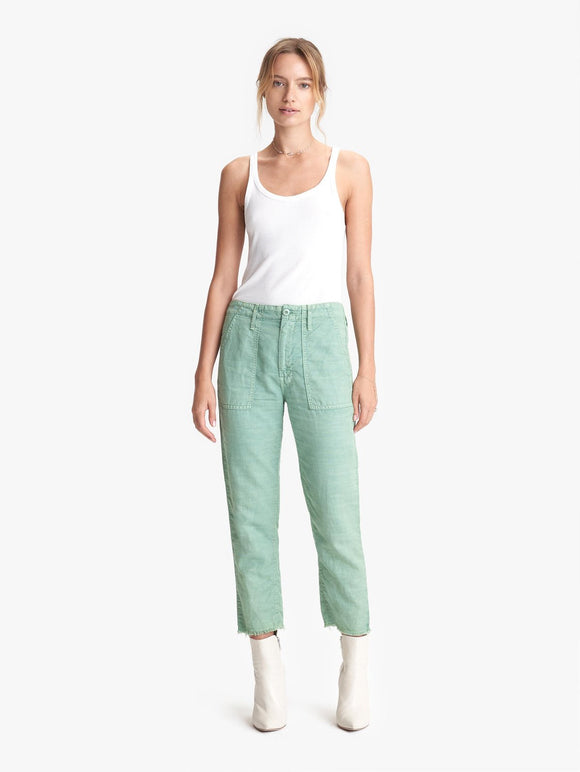 The Shaker Chop Crop Pant