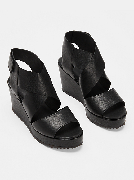 Whimsey Wedge Sandal