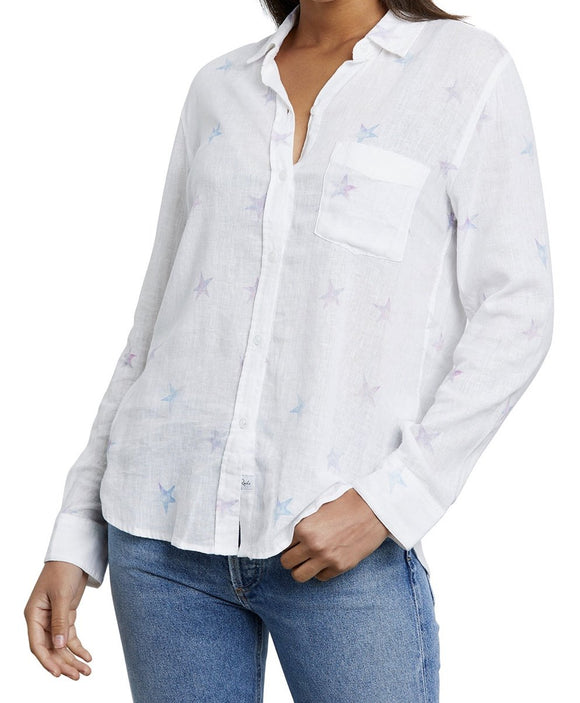 Charlie Button Down Shirt by Rails