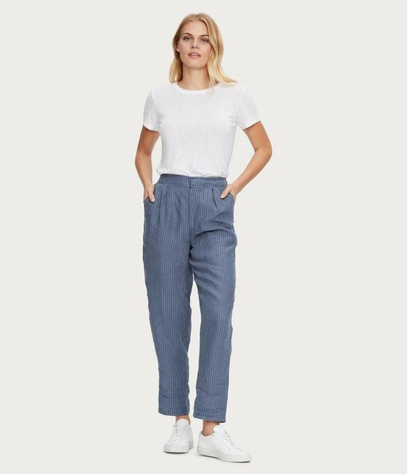 Single Pleat Trouser