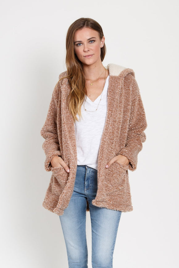 Teddy Chic Coat
