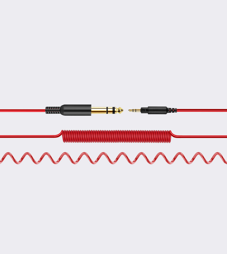 Adapter-Free Cable For Headphones