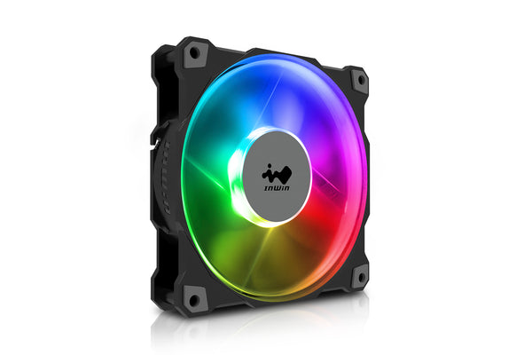 Jupiter Addressable RGB Fan AJ120 Single Pack (120mm)