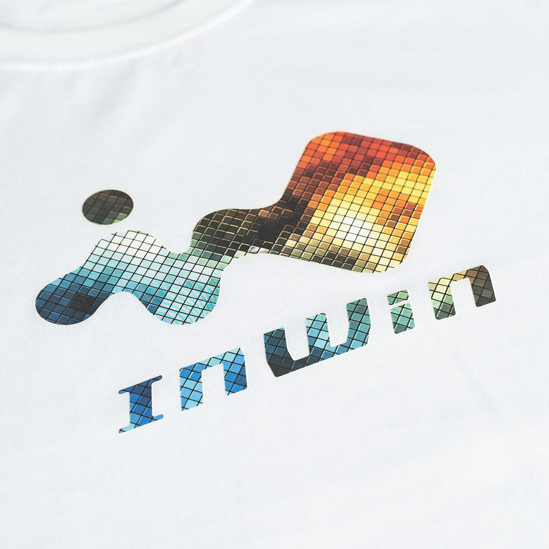 InWin Short Sleeve T-Shirt (White)