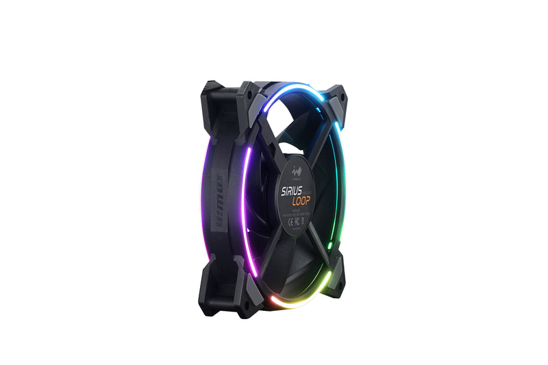 Sirius Loop ARGB ASL120 Fan Triple Pack (120mm)