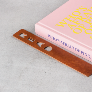 Bookmark - Leder