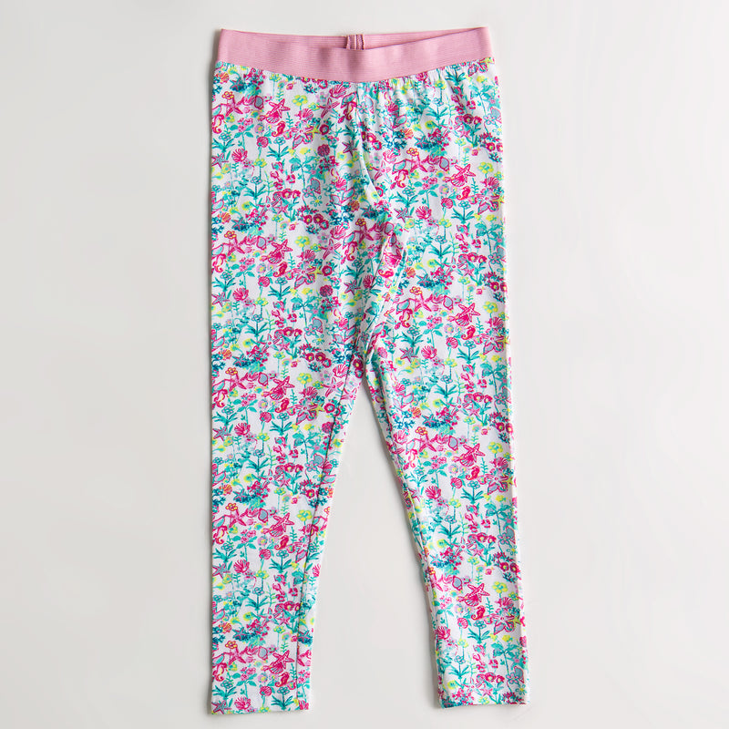 LEGGINGS ESTAMPADAS LARANJAS
