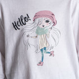 T-SHIRT MANGA COMPRIDA