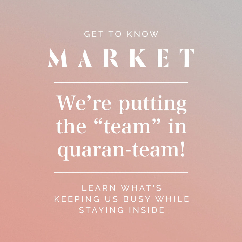 Get To Know Team Market