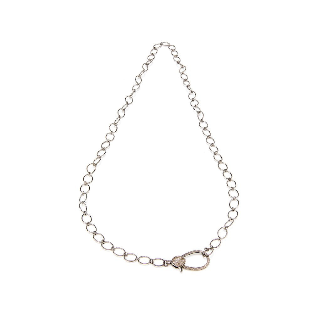 DIAMOND TOGGLE CHAIN