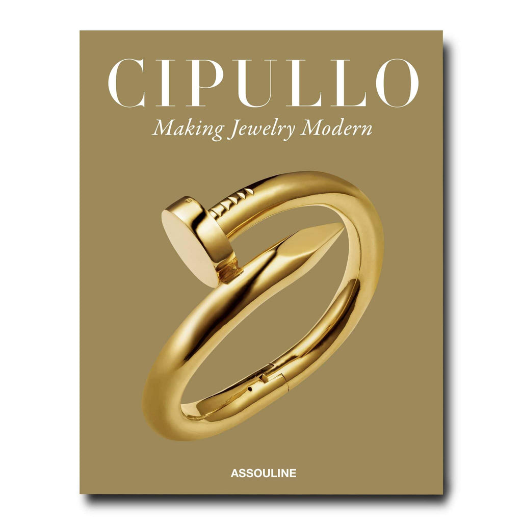 CIPULLO: THE MAN WHO MADE JEWELRY MODERN