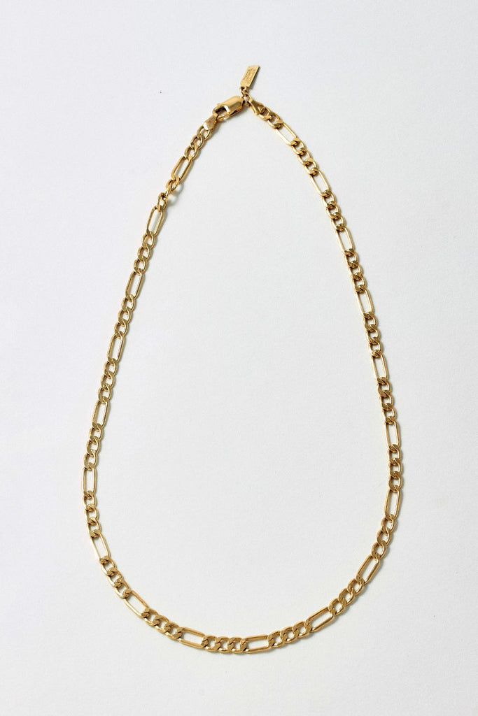 XL FIGARO CHAIN NECKLACE