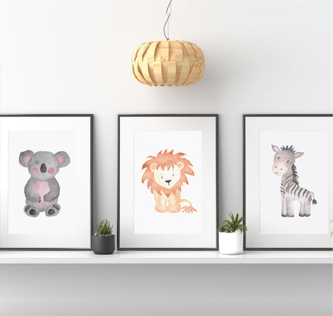 Nursery Animal Collection