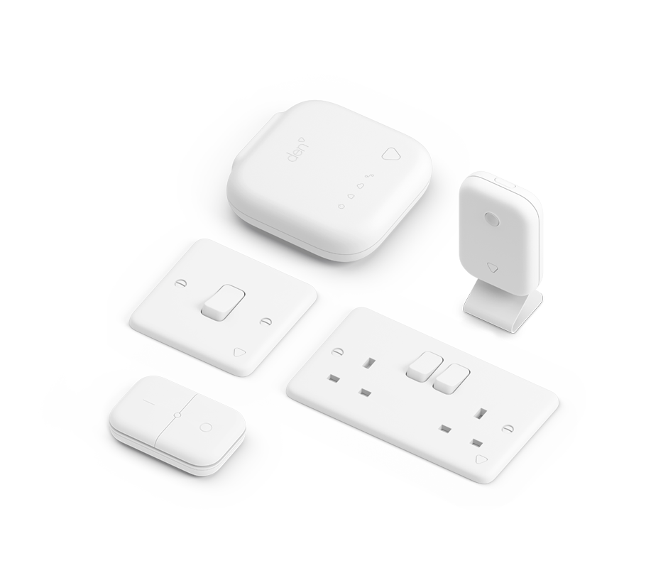 Den Smart Home Starter Kit