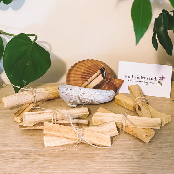 Palo Santo-Holy Wood Wand Bundle- x2 wands