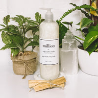 Million Goats Milk Body Wash 500ml