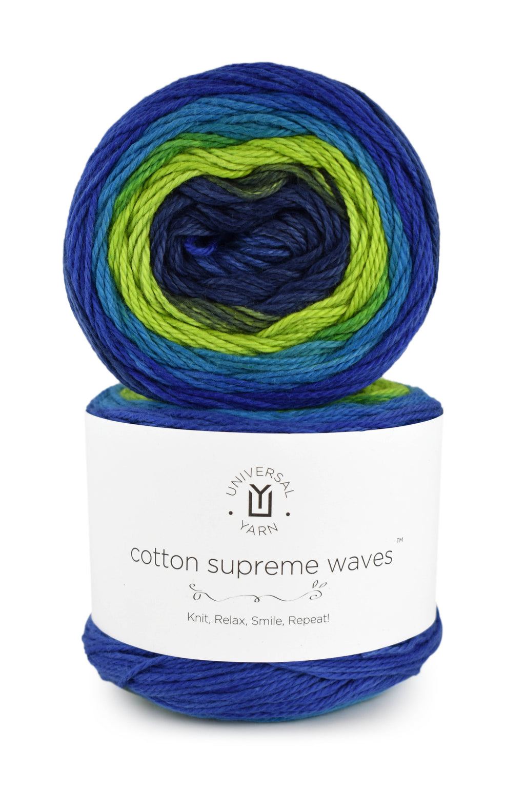 Cotton Supreme Waves