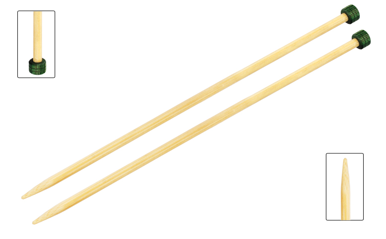 Knitter's Pride Bamboo Single Points
