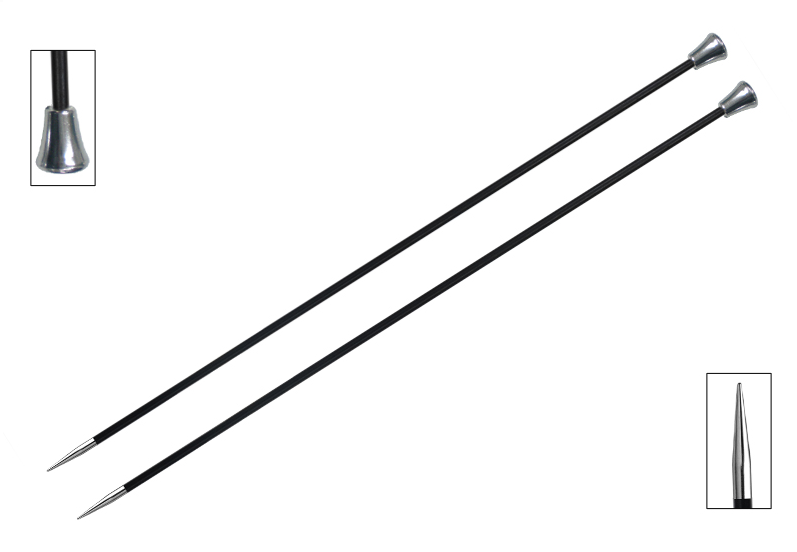 Karbonz Single Pointed Needles