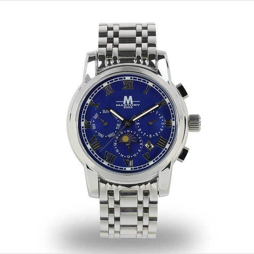 2003 Royal Blue MAXTORY LLC An American Watch Company