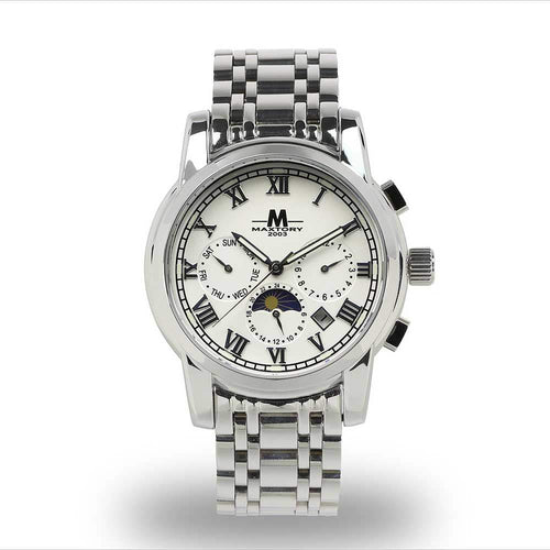 2003 White MAXTORY LLC An American Watch Company