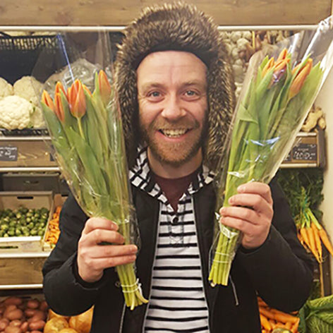 This is Philip the Veg man