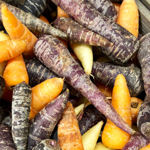 Mixed Heritage Carrots