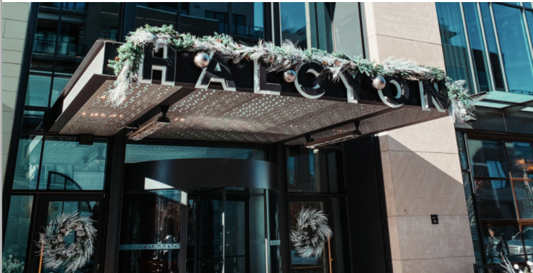 Halcyon, a hotel in Cherry Creek, Denver, CO