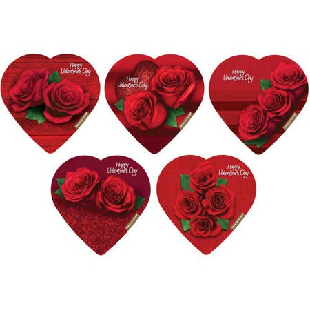Elmer Chocolate Assorted Chocolates Valentine's Box 3.2 oz