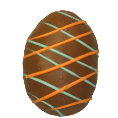 Milk Chocolate Peanut Butter Cream Filled Egg - 4 oz