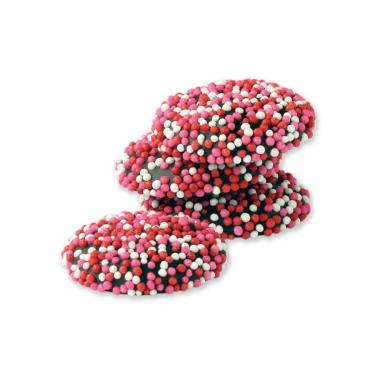 Dark Chocolate Valentines Nonpareils