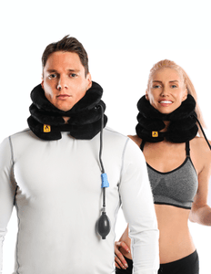 OrthoRelief™ Neck Traction Device