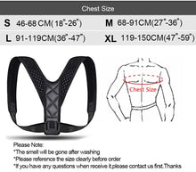 Load image into Gallery viewer, OrthoRelief™ Posture Corrector 2.0