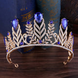 European E-Plating Crown Hair Accessories (Wedding)