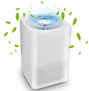AIRCHOICE True HEPA 3-in-1 Air Purifier Removing 99.97% Particles, Multiple Modes