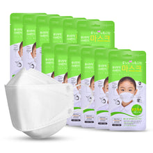 Load image into Gallery viewer, 4-Ply Filters KF94 Mask with Safety Certificate, Kids Size (6pcs)
